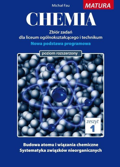 Chemia Zbiór zadań Zeszyt 1 Matura poziom rozszerzony