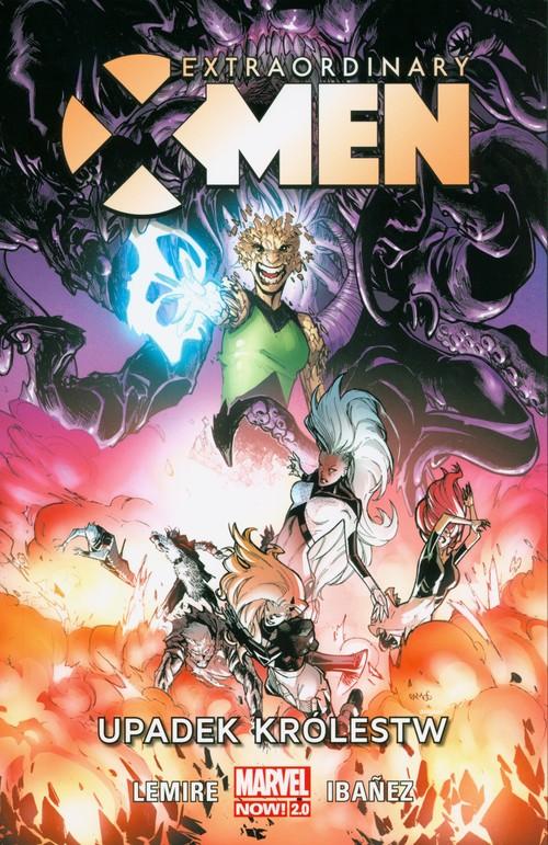 Extraordinary X-Men Upadek królestw tom 3