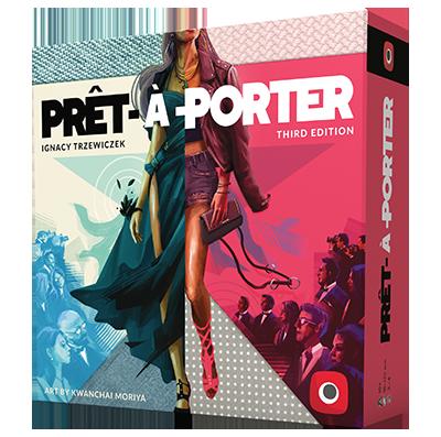 Pret-a-Porter (gra planszowa)