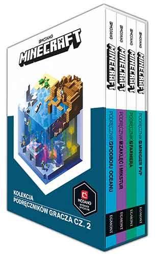 Minecraft. Kolekcja podręczników gracza cz. 2