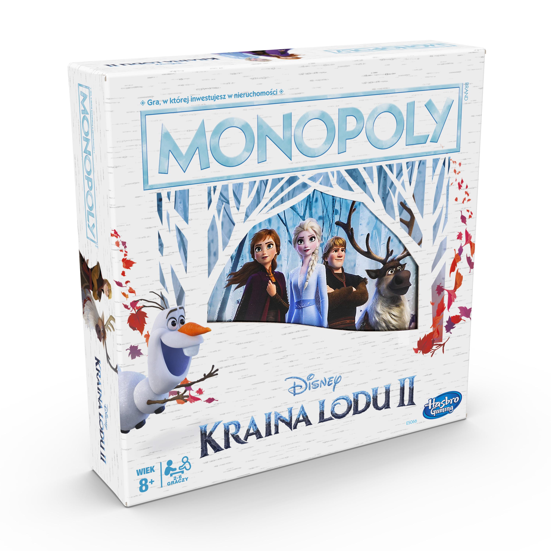 Monopoly Kraina Lodu II (gra planszowa)