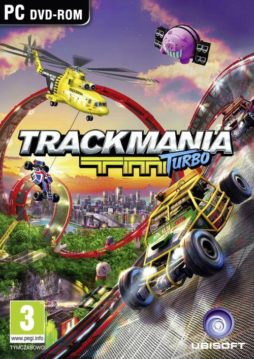 Trackmania Turbo (PC) DIGITAL