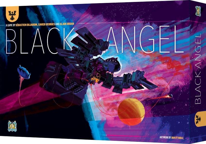 Black Angel (gra planszowa)
