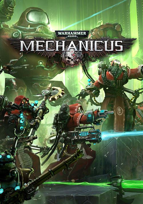 Warhammer 40,000: Mechanicus (PC) klucz Steam