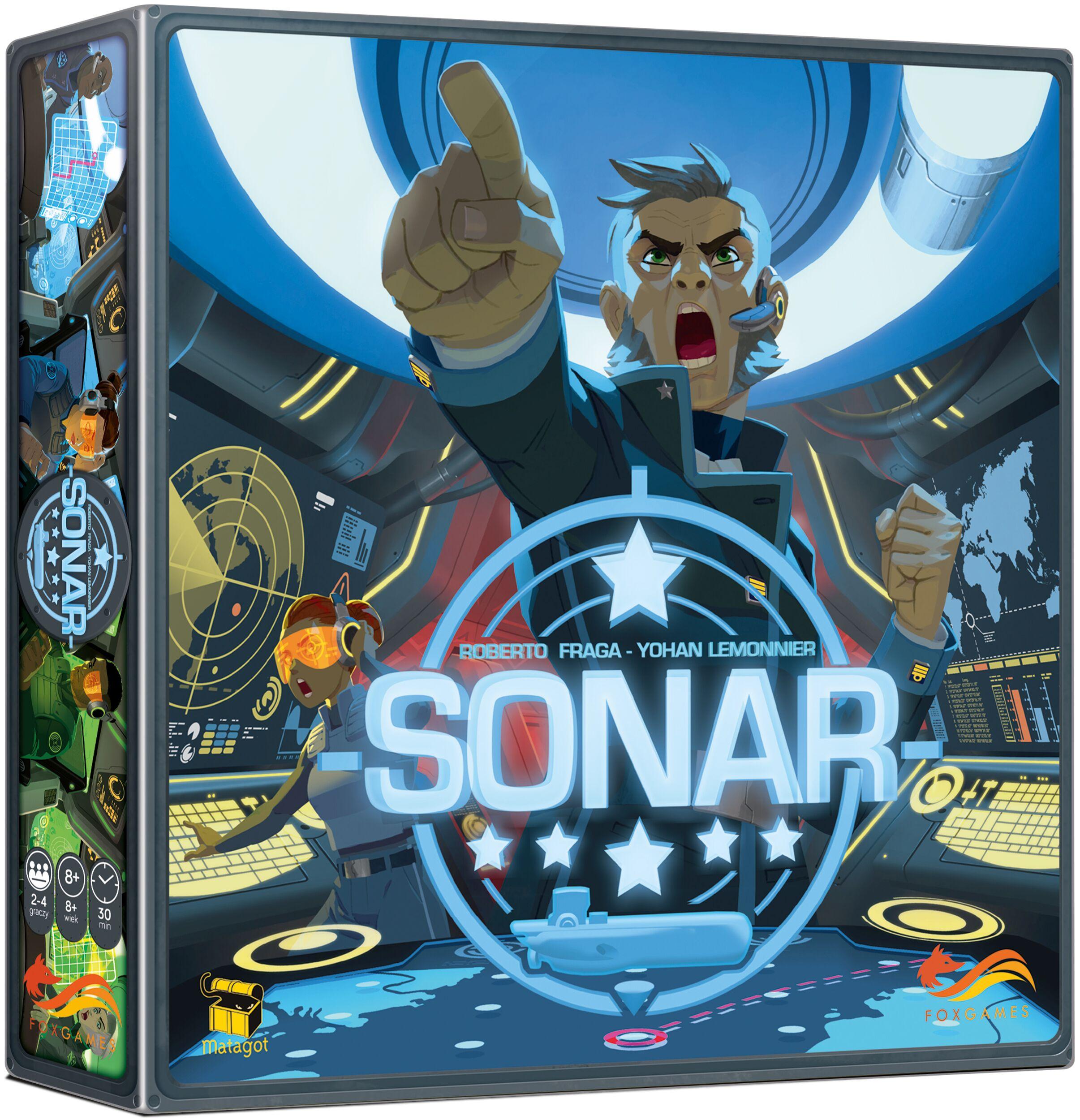Sonar (gra planszowa)