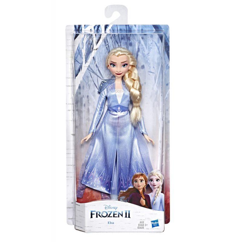 Kraina Lodu II - Lalka klasyczna Elsa