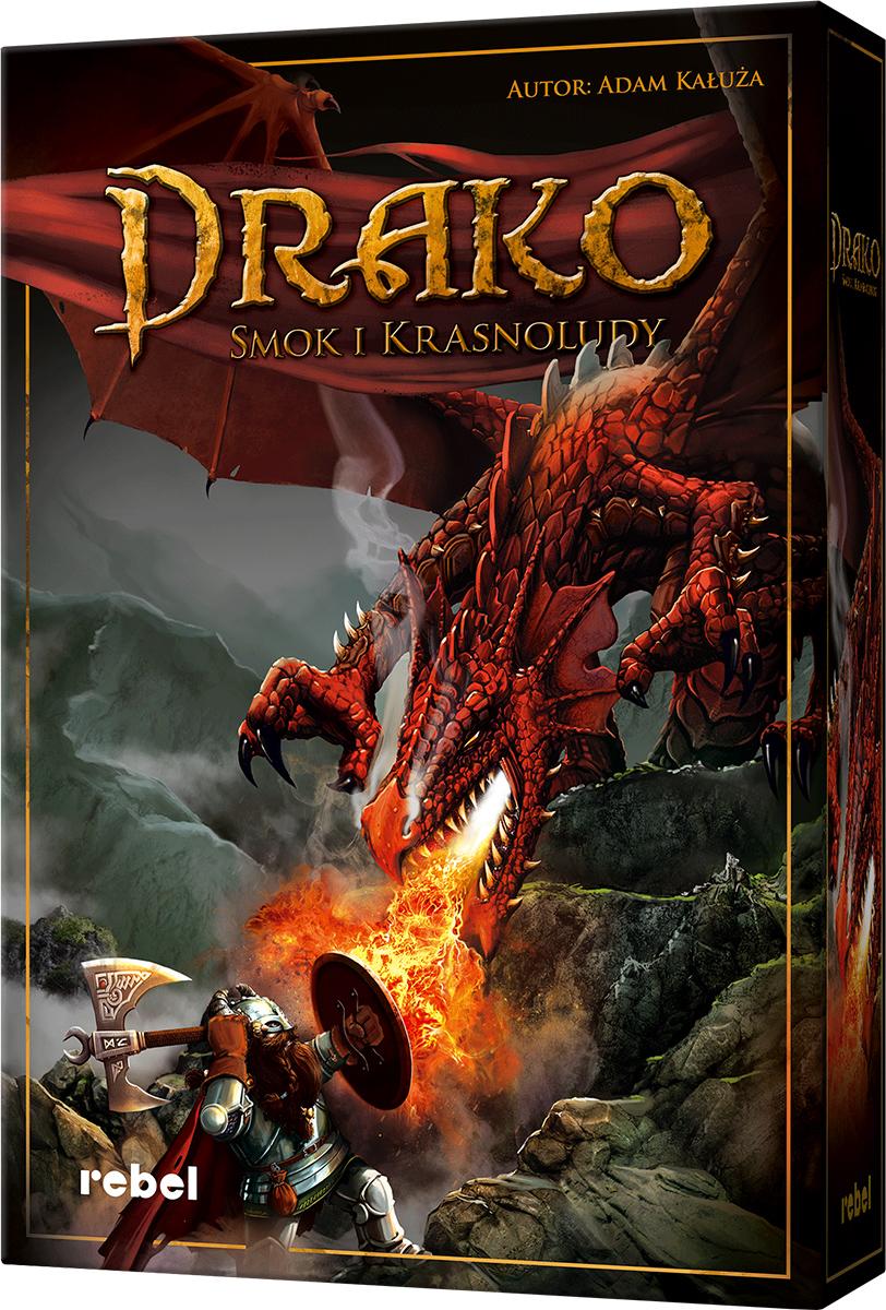 Drako: Smok i Krasnoludy (gra planszowa)