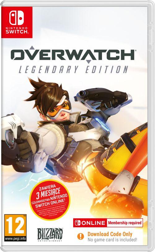 Overwatch - Legendary Edition (Switch)