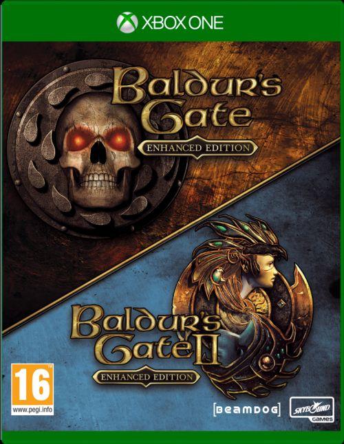 Baldurs Gate Enhanced Edition (XOne) PL