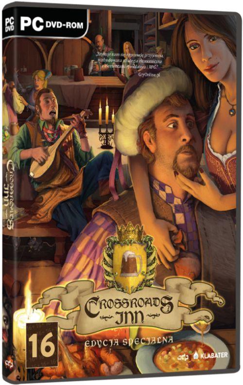 CROSSROADS INN Edycja Kolekcjonerska (PC) PL