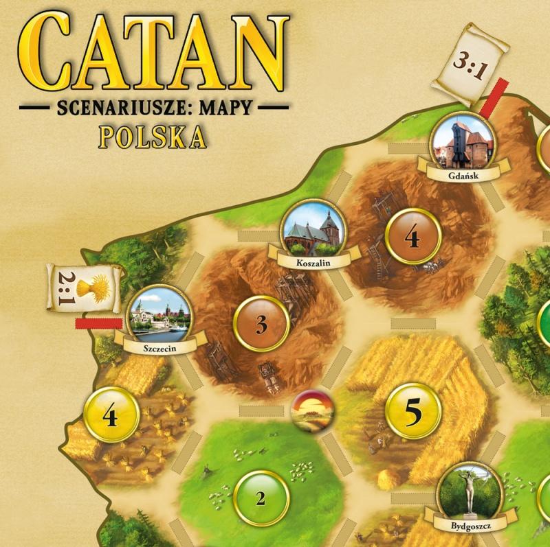 Catan - Polska (Gra planszowa)