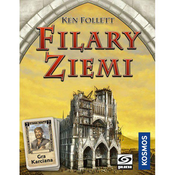 Filary Ziemi - Gra Karciana