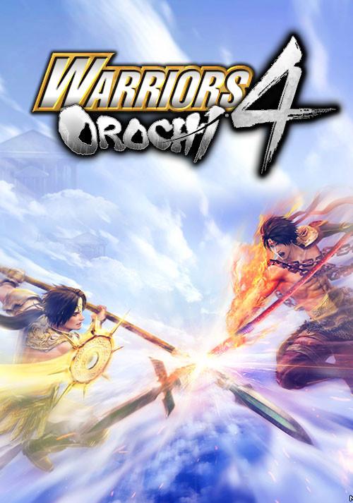 WARRIORS OROCHI 4 (PC) klucz Steam