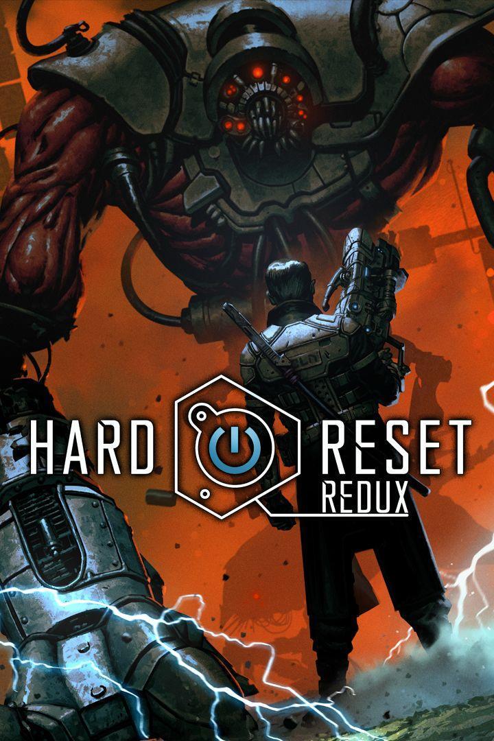 Hard Reset Redux (PC) klucz Steam