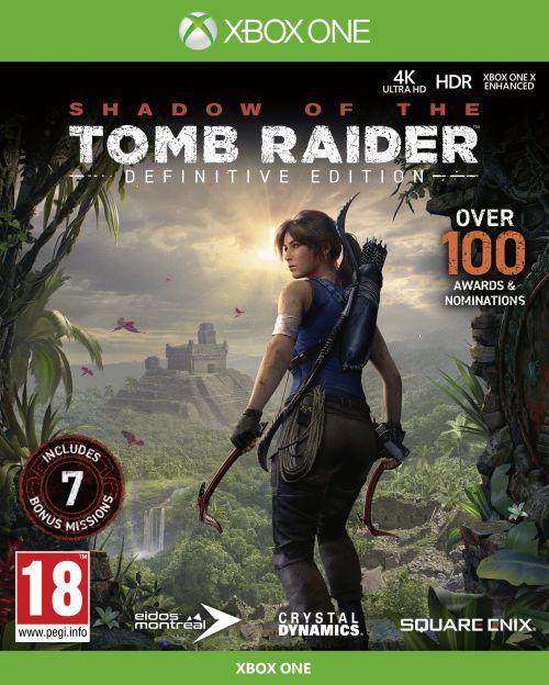 Shadow of the Tomb Raider Definitive Edition (XOne) PL