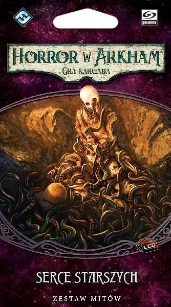 Horror w Arkham: Serce starszych (Gra karciana)