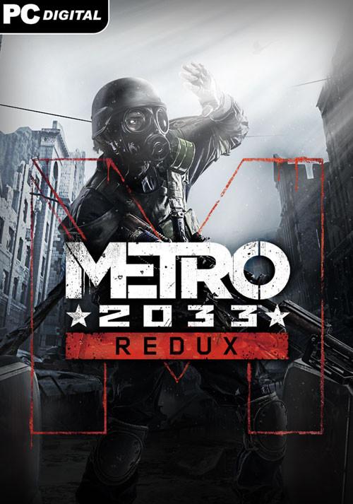 Metro 2033 Redux (PC) klucz Steam