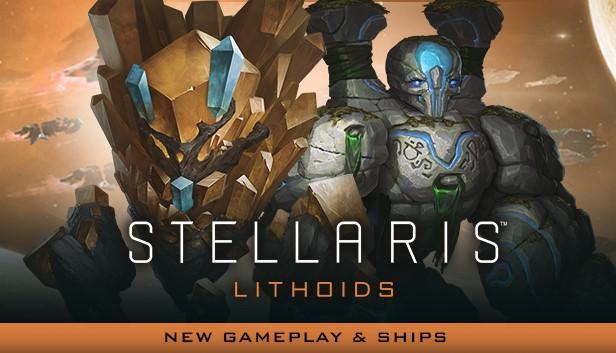 Stellaris: Lithoids Species Pack (PC/MAC/LX) Steam