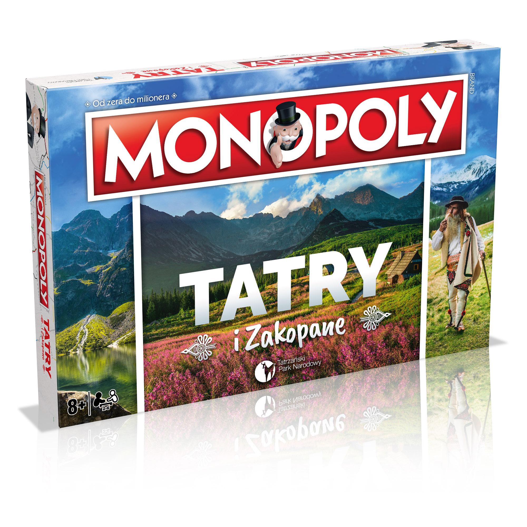 Monopoly: Tatry i Zakopane (gra planszowa)