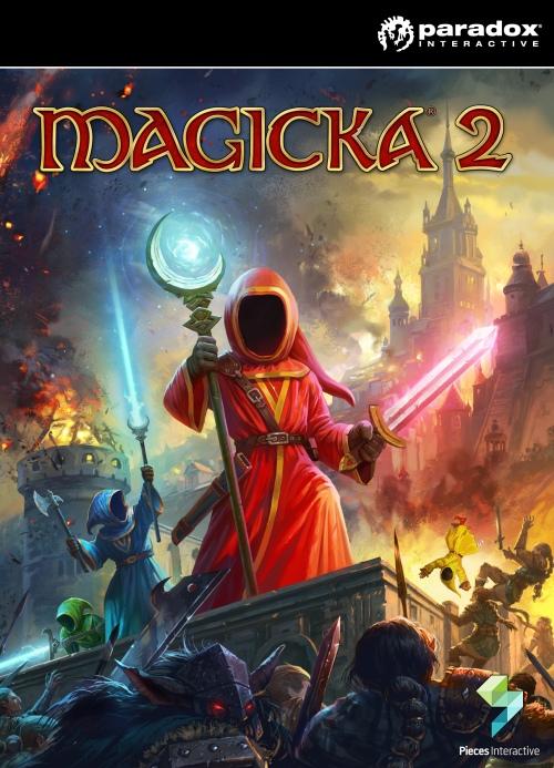 Magicka 2 (PC) PL klucz Steam