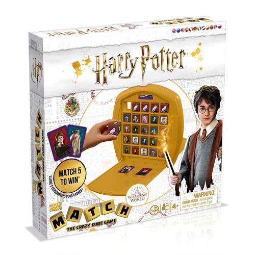 Match Harry Potter White (gra planszowa)