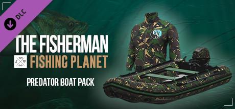 The Fisherman - Fishing Planet: Predator Boat Pack (PC) Steam