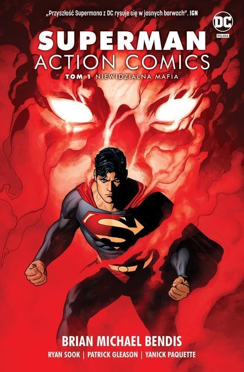 Superman Action Comics T.1 Niewidzialna mafia