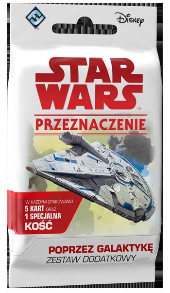 Star Wars: Przeznaczenie - Poprzez galaktykę (Zestaw dodatkowy)