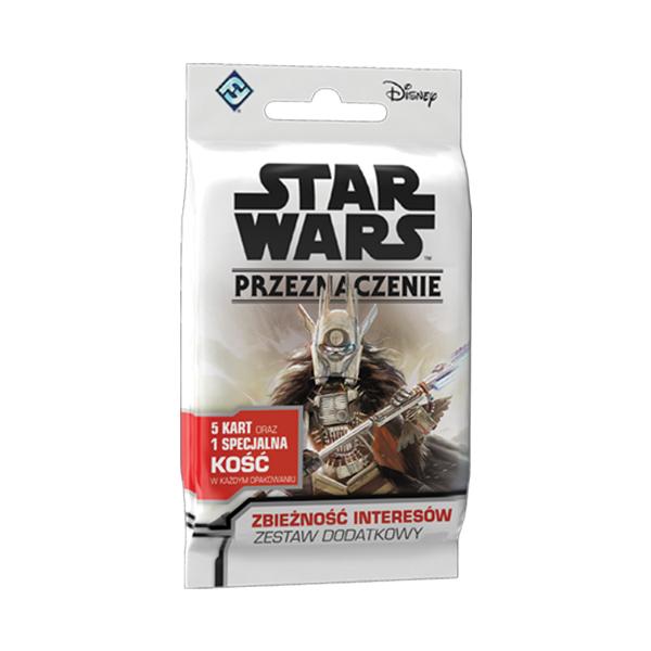 Star Wars: Przeznaczenie - Zbieżność interesów (Gra karciana)