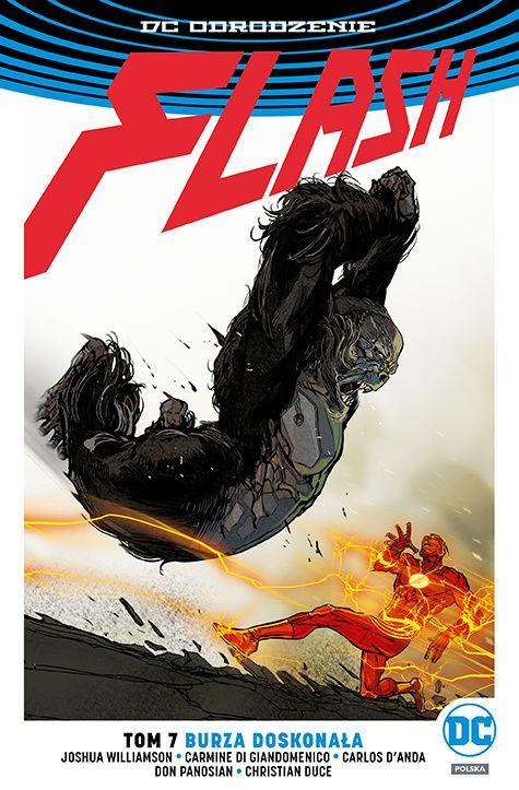 Flash. Burza doskonała. Tom 7