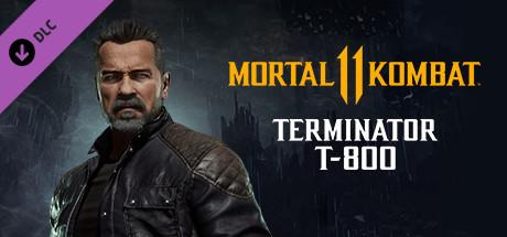 Mortal Kombat 11 Terminator T-800 (Klucz Steam)