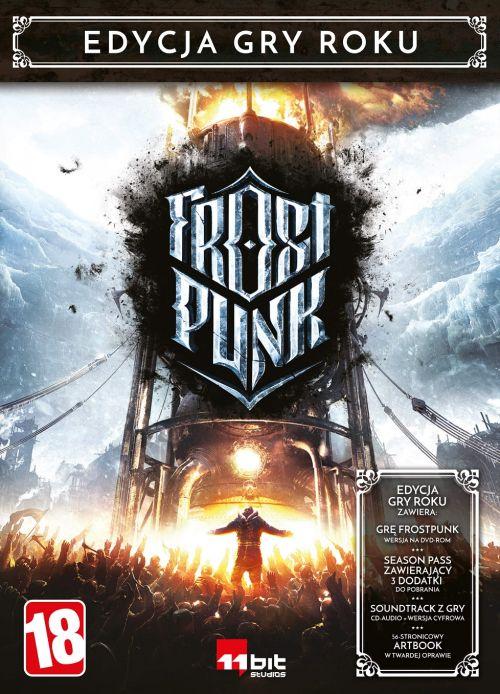 Frostpunk Edycja Gry Roku (PC) PL