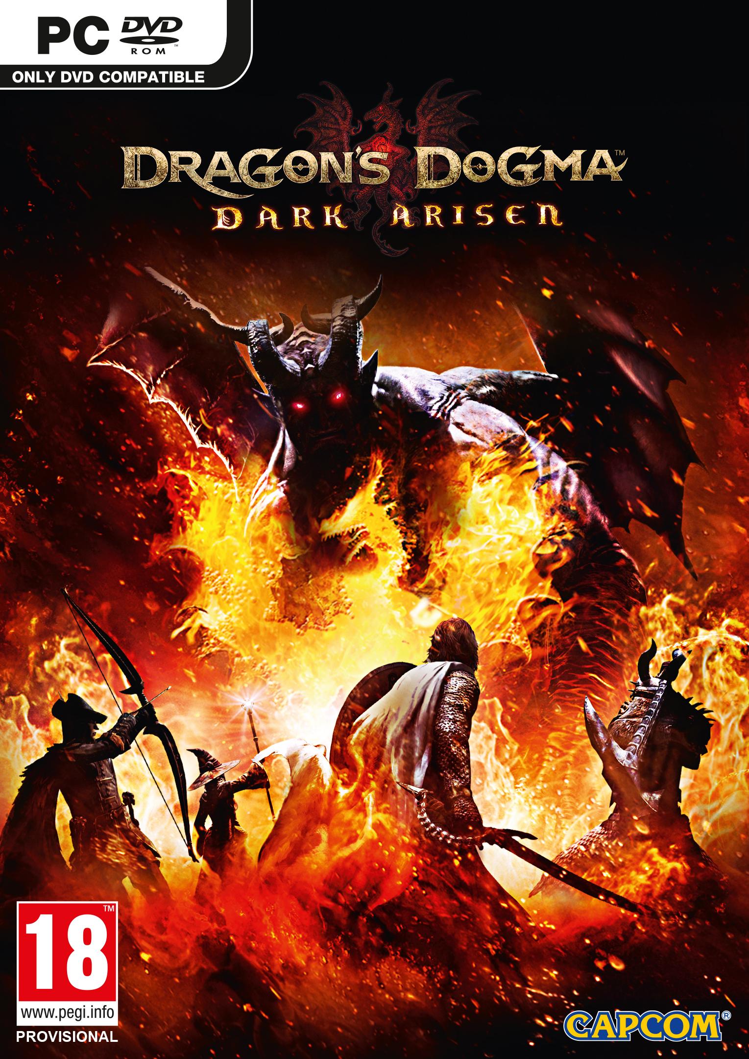 Dragon's Dogma: Dark Arisen (PC) klucz Steam