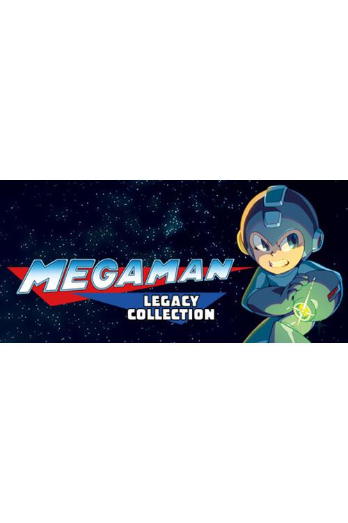 Mega Man Legacy Collection (PC) DIGITAL