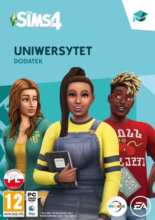 The Sims 4 Uniwersytet (PC) PL klucz Origin