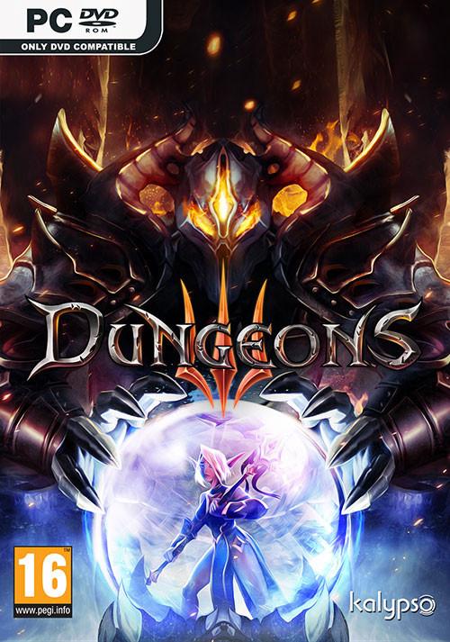 Dungeons 3 - Clash of Gods (PC) Steam