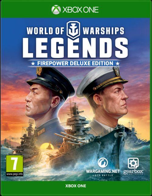 World of Warships: Legends Firepower Deluxe Edition (XOne)