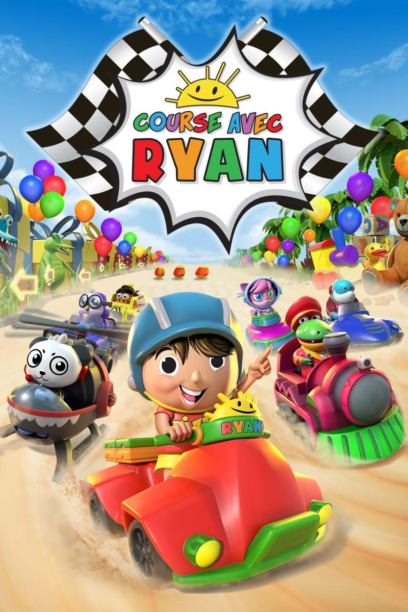 Race With Ryan (PC) klucz Steam