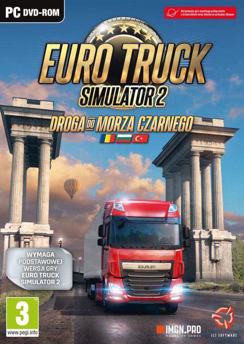 Euro Truck Simulator 2: Droga do Morza Czarnego (PC) PL