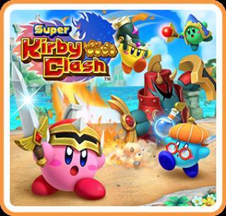 500 Gem Apples dla Super Kirby Clash (Switch) Digital