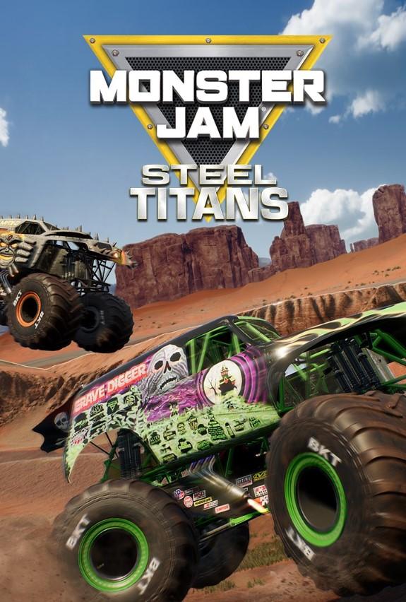 Monster Jam Steel Titans (PC) Klucz Steam