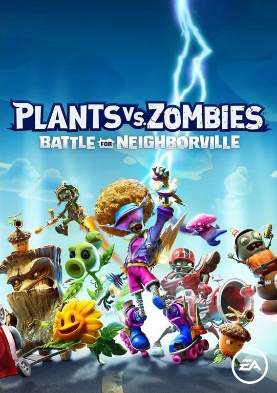 Plants vs. Zombies: Battle for Neighborville (PC) Klucz Origin