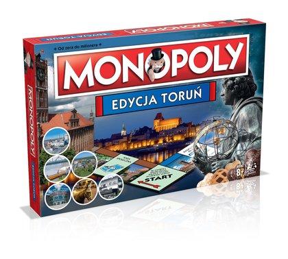 Monopoly: Toruń (gra planszowa)