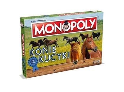 Monopoly Konie i kucyki (gra planszowa)