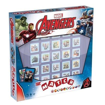 Match Avengers (gra planszowa)