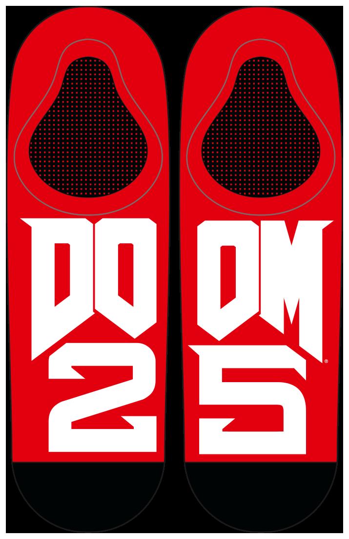 Doom 25 Skarpetki