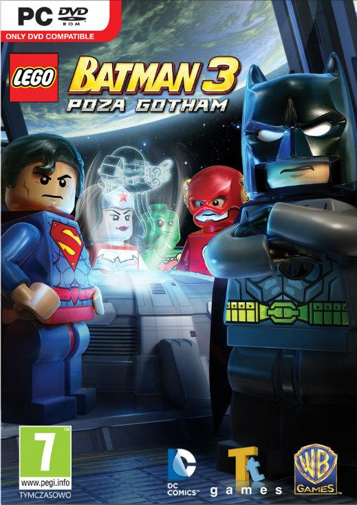 LEGO Batman 3: Beyond the Gotham (PC) Steam