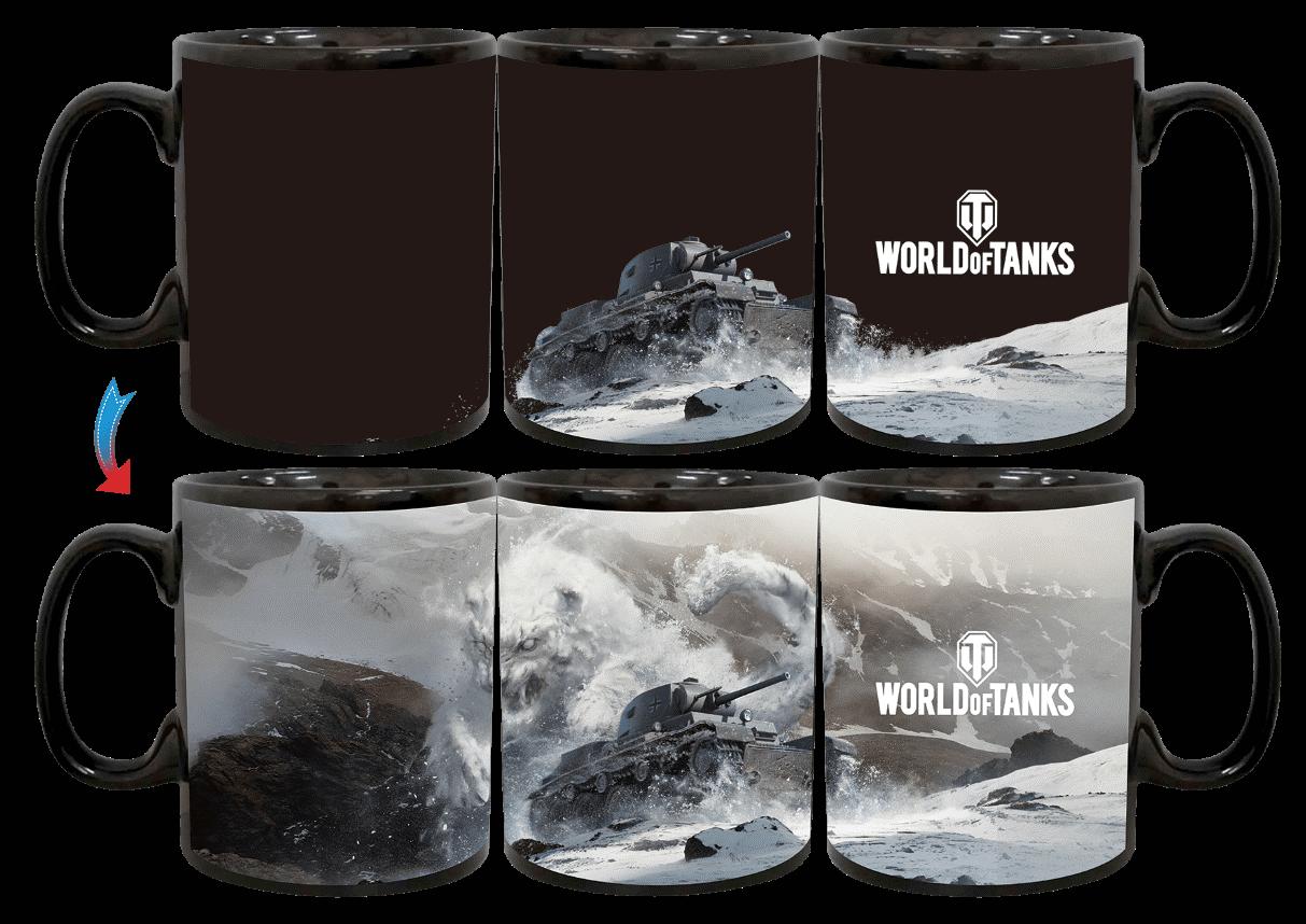 World of Tunks Kubek
