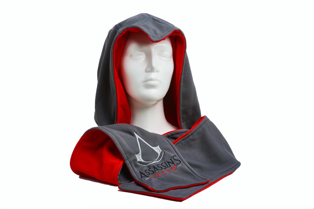 Assassin's Creed kaptur z szalikiem