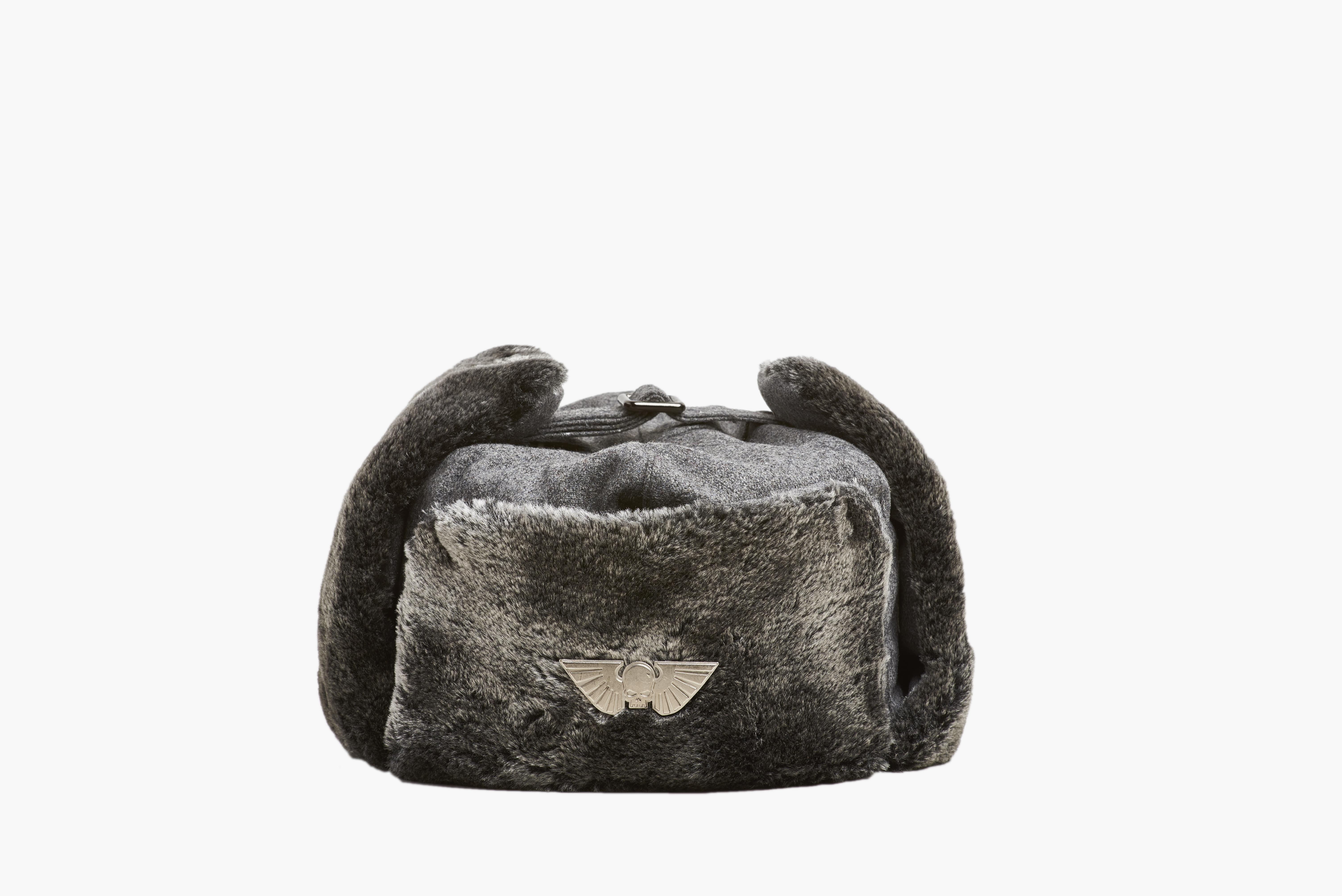 WH40K Zimowa czapka